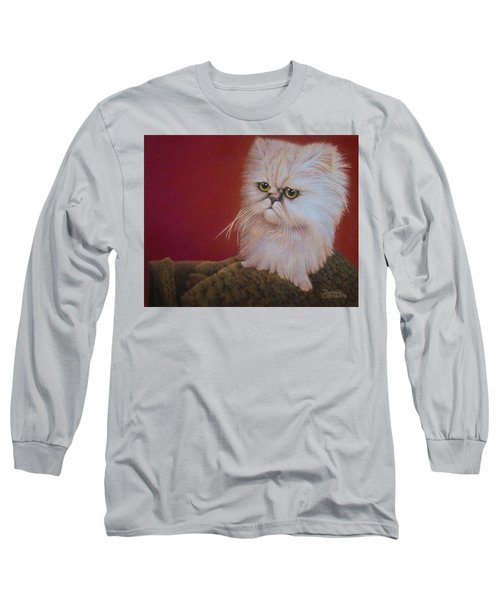 Tempest In A Teacup Long Sleeve T-Shirt