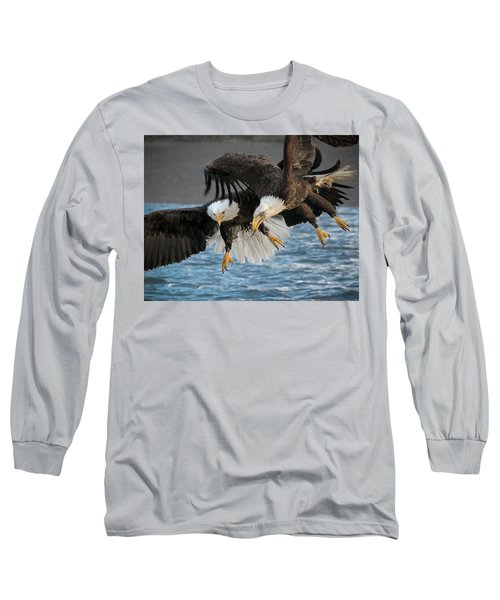 The Aerial Joust Long Sleeve T-Shirt