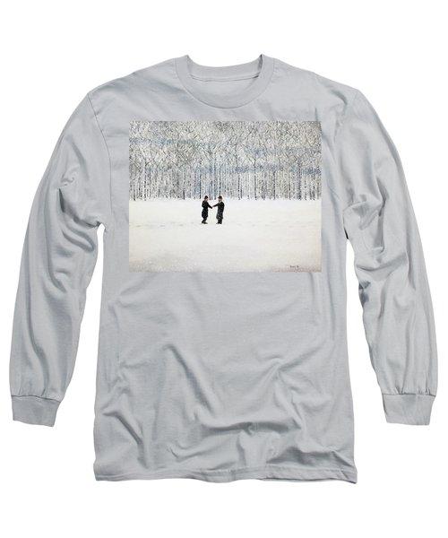 The Agreement Long Sleeve T-Shirt