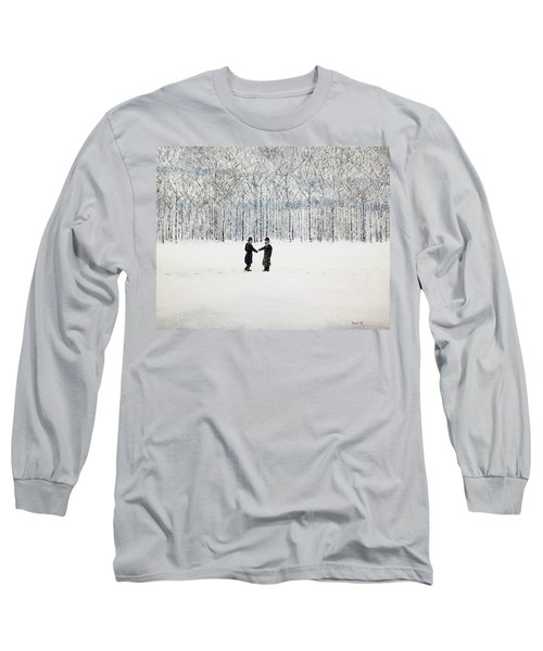 The Agreement Long Sleeve T-Shirt