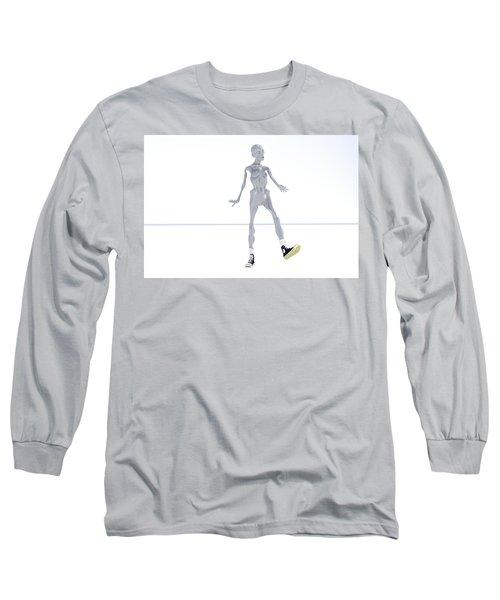 The Beautiful Lisa Shoe 047 Long Sleeve T-Shirt