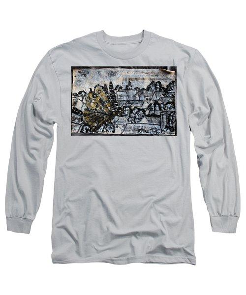 The Butterfly Affect Long Sleeve T-Shirt