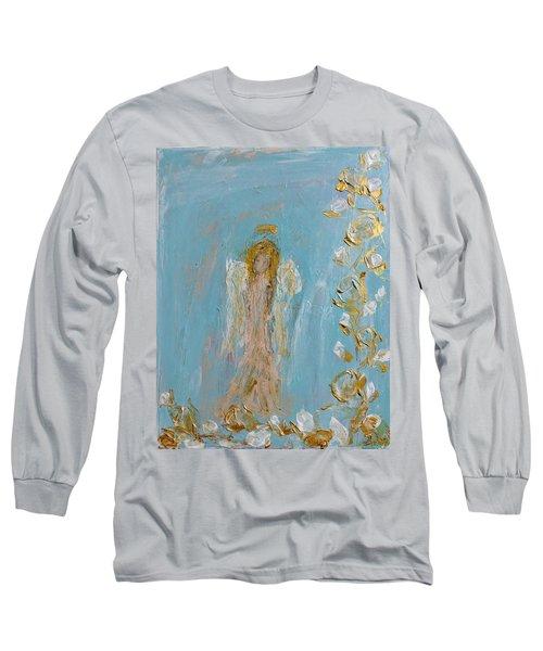 The Golden Child Angel Long Sleeve T-Shirt