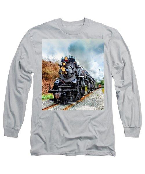 The Iron Horse  Long Sleeve T-Shirt