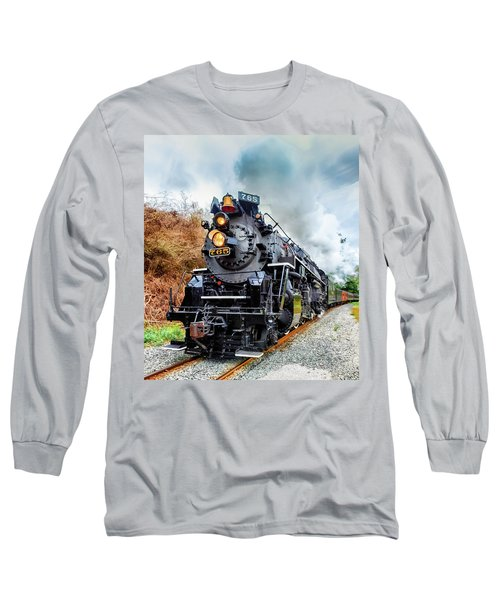 The Iron Horse  Long Sleeve T-Shirt