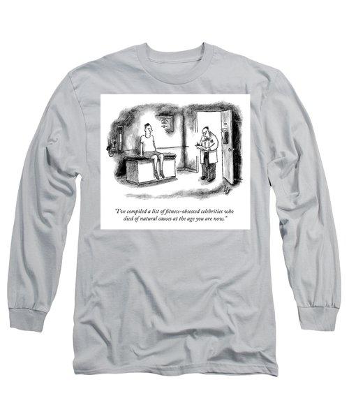 The List Long Sleeve T-Shirt