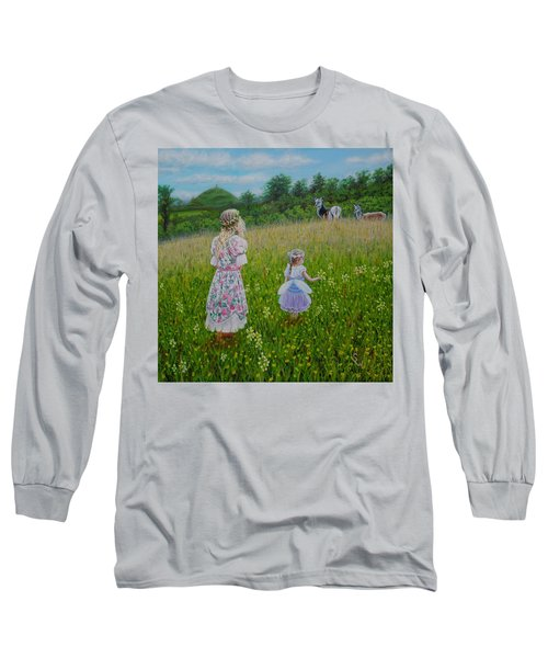 The Meadow Long Sleeve T-Shirt