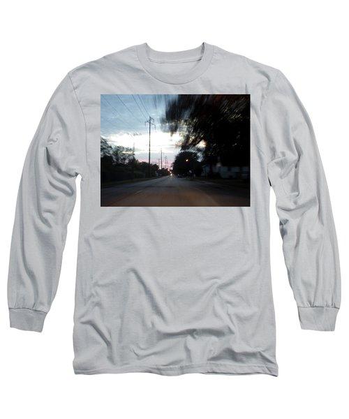 The Passenger 03 Long Sleeve T-Shirt