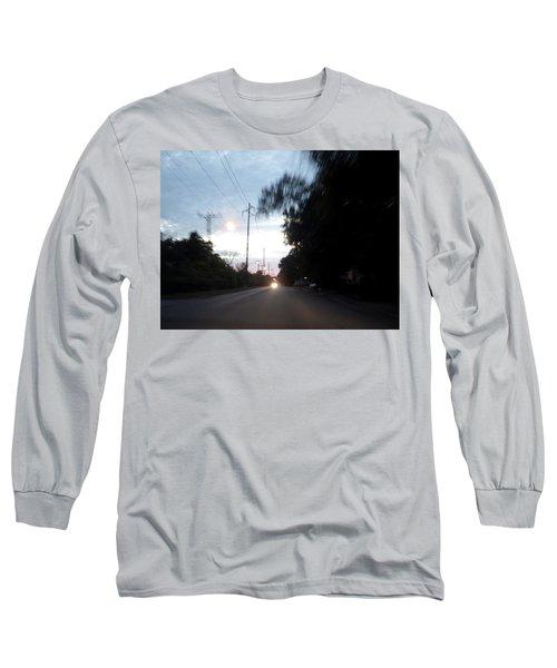 The Passenger 04 Long Sleeve T-Shirt