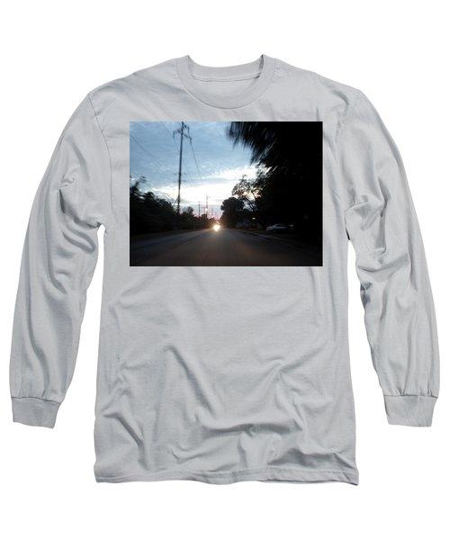 The Passenger 05 Long Sleeve T-Shirt
