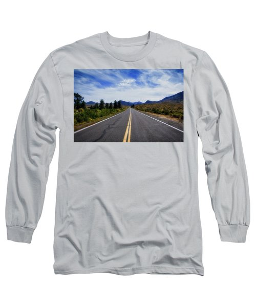 The Road Best Traveled Long Sleeve T-Shirt