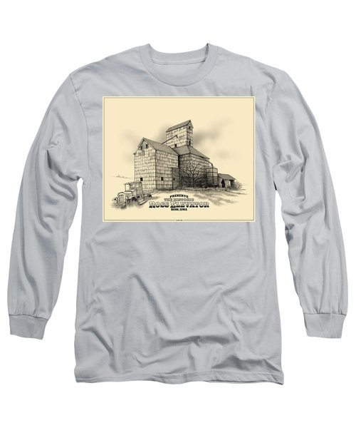The Ross Elevator Version 2 Long Sleeve T-Shirt
