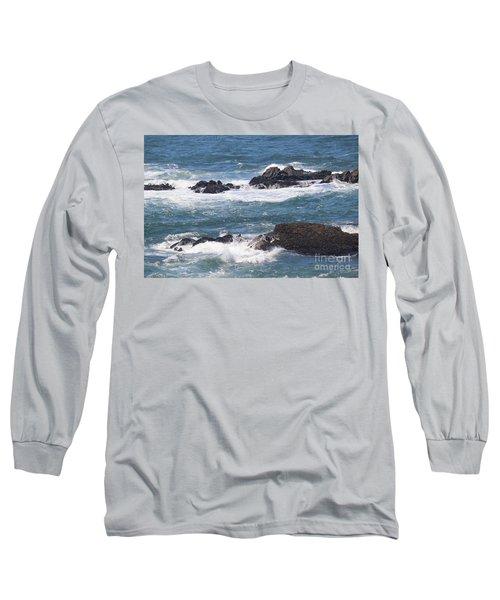 The Seascape Long Sleeve T-Shirt