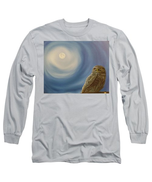 The Sky Is Thick Long Sleeve T-Shirt