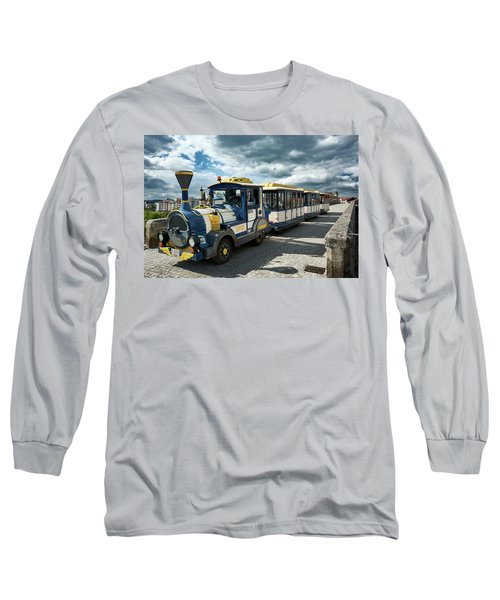 The Touristic Train Of Ourense Long Sleeve T-Shirt
