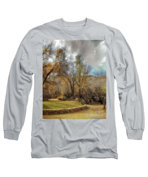 The Turquoise Door Long Sleeve T-Shirt
