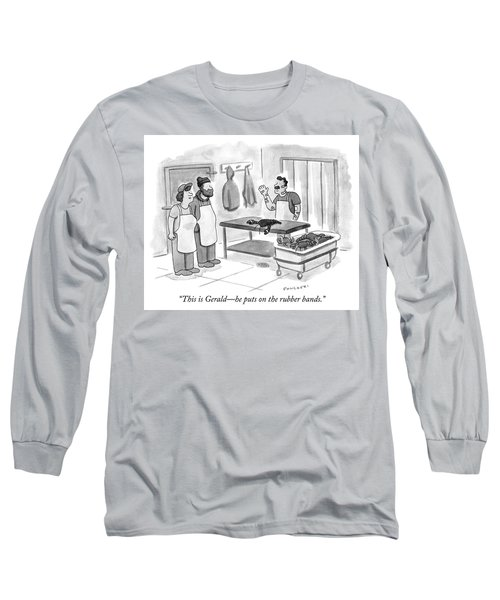 This Is Gerald Long Sleeve T-Shirt