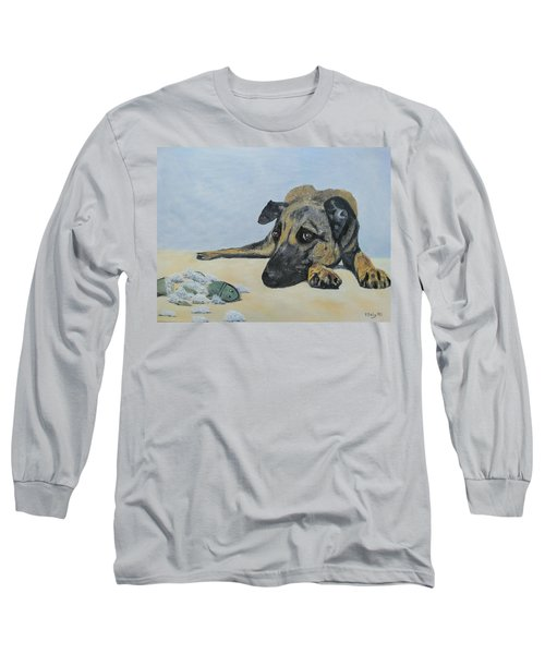 This Toy Is Defective Long Sleeve T-Shirt