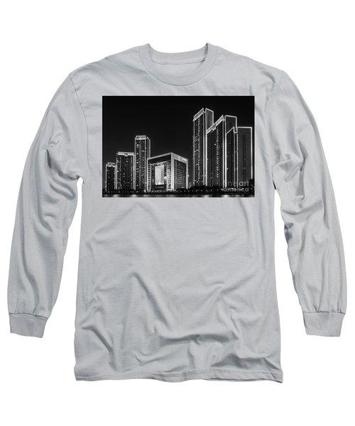 Tianjin Skyline Long Sleeve T-Shirt