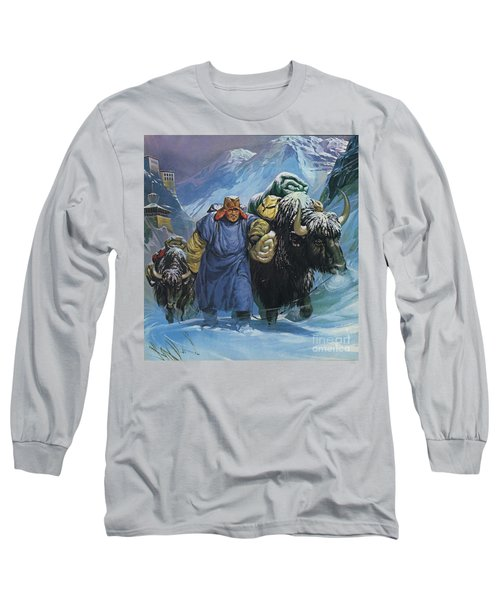 Tibet Long Sleeve T-Shirt