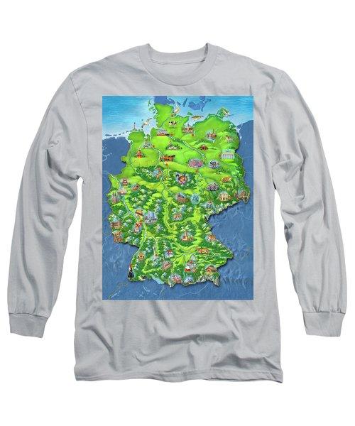 tiptoi_Puzzle Long Sleeve T-Shirt