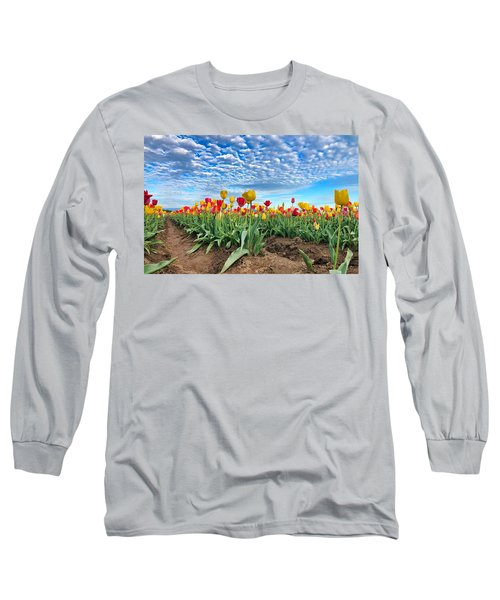 Touch The Sky Long Sleeve T-Shirt
