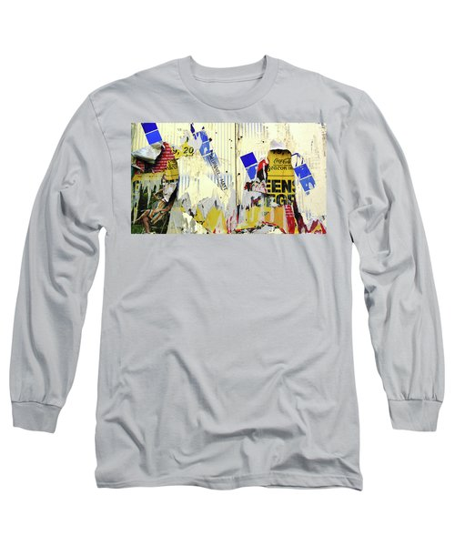 Touched By Nature Long Sleeve T-Shirt