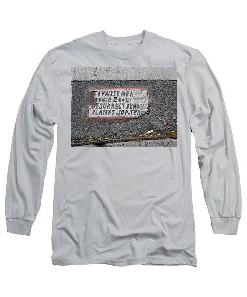 Toynbee Tile Nyc Long Sleeve T-Shirt
