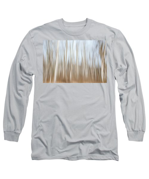 Trees On The Move Long Sleeve T-Shirt