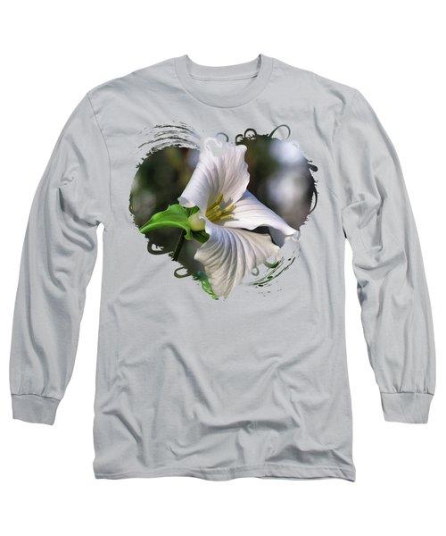 Trillium Purity Long Sleeve T-Shirt