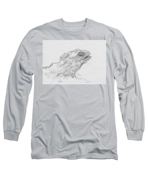 Tuatara Long Sleeve T-Shirt