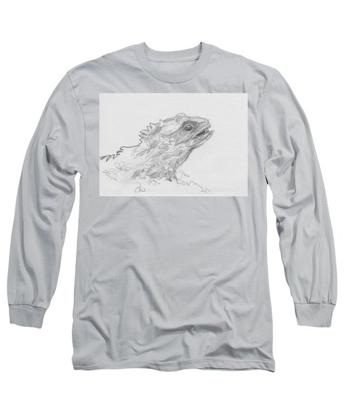Tuatara Long Sleeve T-Shirt