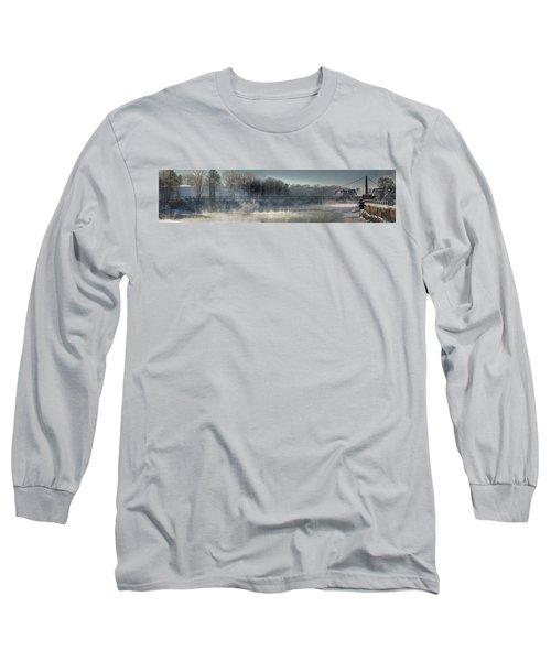 Two Cent Bridge At -5f Long Sleeve T-Shirt