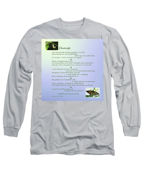 Unexpected Change Long Sleeve T-Shirt