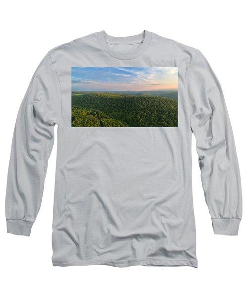 Upstate New York  Long Sleeve T-Shirt