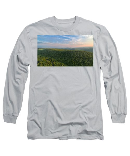 Upstate New York  Long Sleeve T-Shirt
