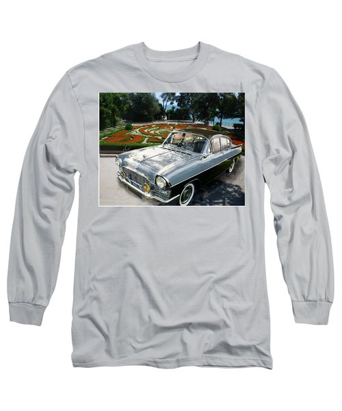 Vauxhall Cresta In Croatia Long Sleeve T-Shirt
