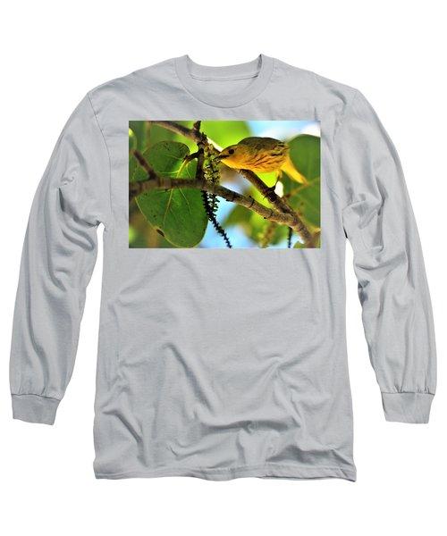 Warbler's Delight Long Sleeve T-Shirt