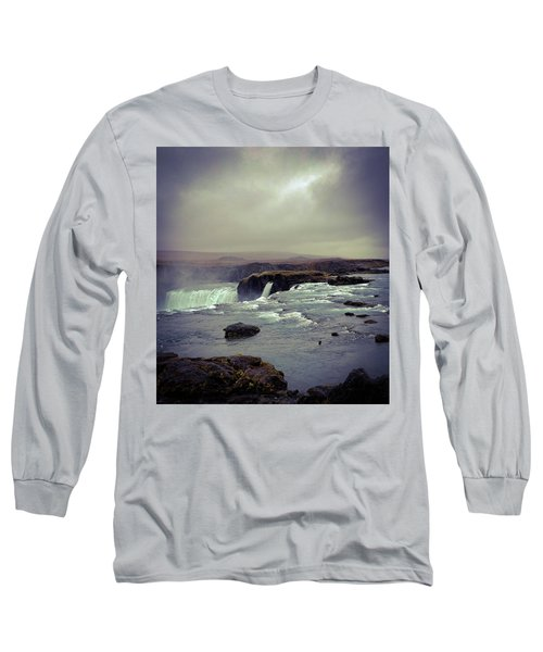 Waterfall Of The Gods Long Sleeve T-Shirt