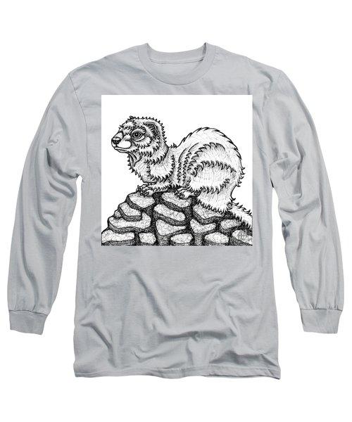Weasel Long Sleeve T-Shirt