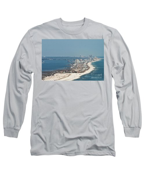 West Beach-1 Long Sleeve T-Shirt