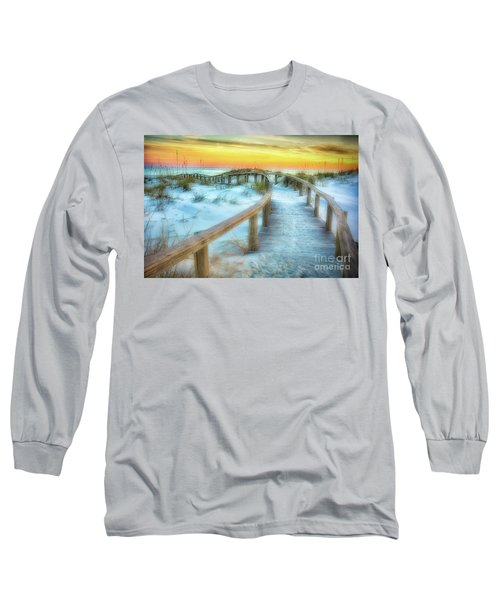 Where The Path Leads Long Sleeve T-Shirt
