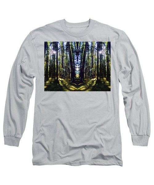 Wild Forest #1 Long Sleeve T-Shirt