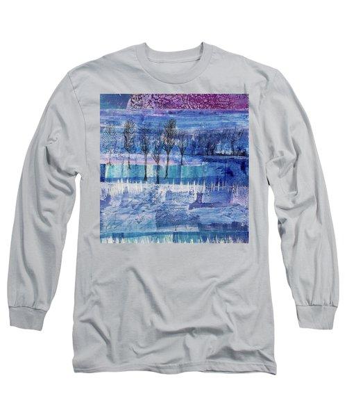 Winter Blues 1 Long Sleeve T-Shirt