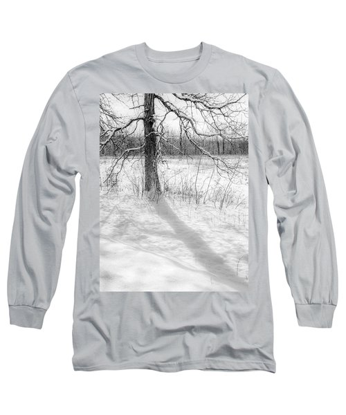 Winter Simple Long Sleeve T-Shirt