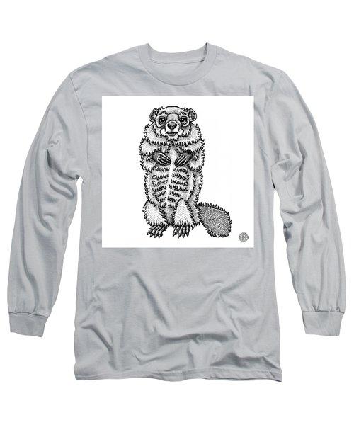Woodchuck Long Sleeve T-Shirt