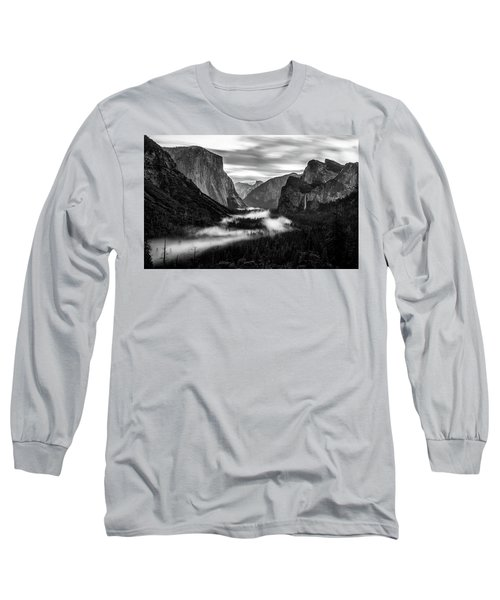 Yosemite Fog 1 Long Sleeve T-Shirt