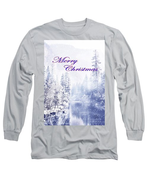 Yosemite-river Long Sleeve T-Shirt