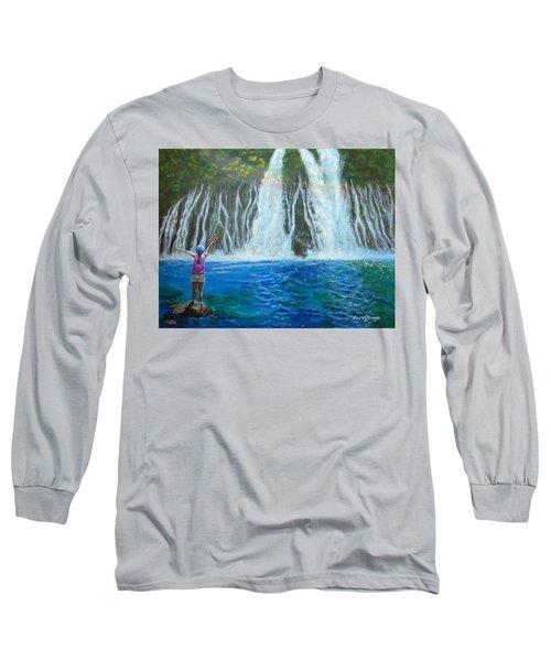 Youthful Spirit Long Sleeve T-Shirt