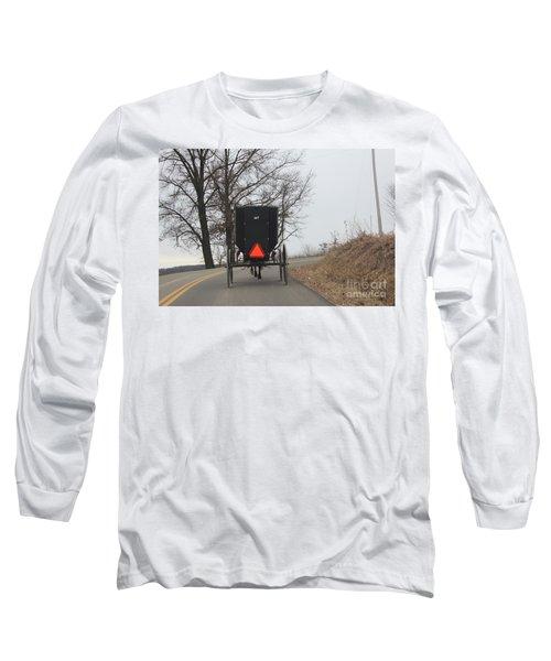 A Slow Go Long Sleeve T-Shirt